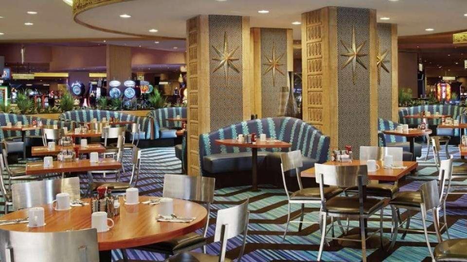 Pyramid Cafe Luxor Las Vegas
