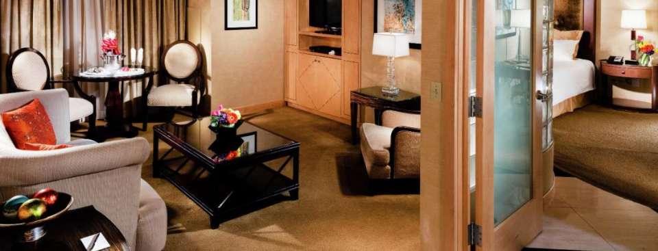 New York New York Las Vegas Penthouse Suite
