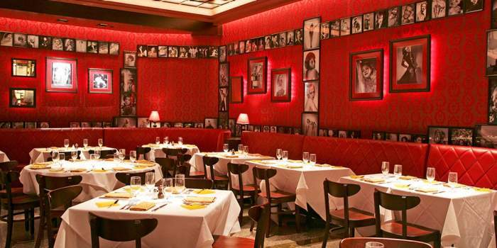 Strip House Steakhouse Planet Hollywood Las Vegas