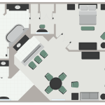 Venetian Las Vegas Prima Suite Floorplan