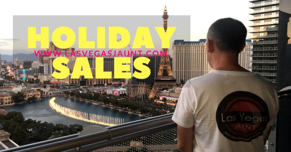 Las Vegas Black Friday Cyber Monday Sale 2019