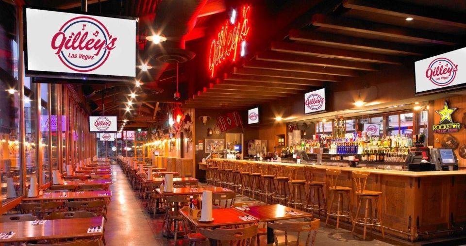 Treasure Island Las Vegas Gilley's BBQ