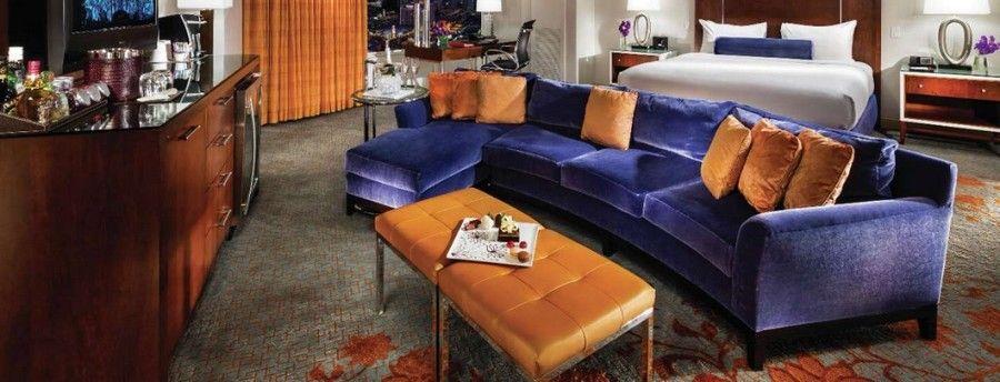Monte Carlo Las Vegas Hotel 32 Suite