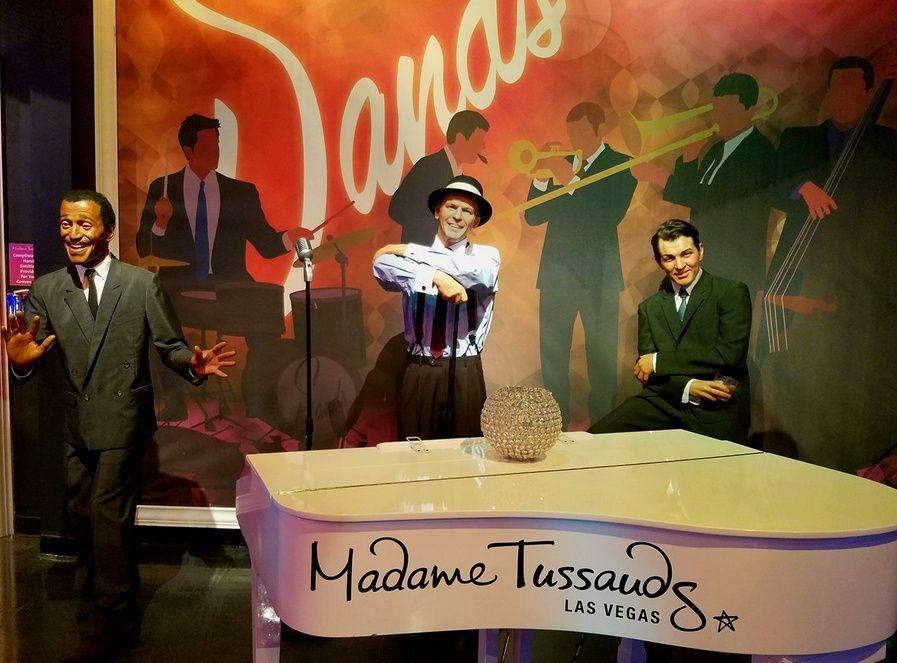 Madame Tussauds Las Vegas The Rat Pack