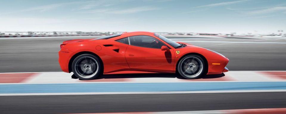 Exotics Car Racing Las Vegas Ferrari