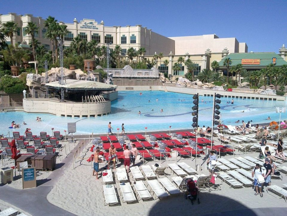 Mandalay Bay Las Vegas Pool
