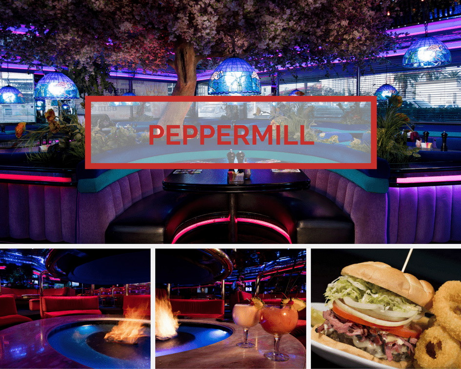 The Peppermill Restaurant & Fireside Lounge di Las Vegas
