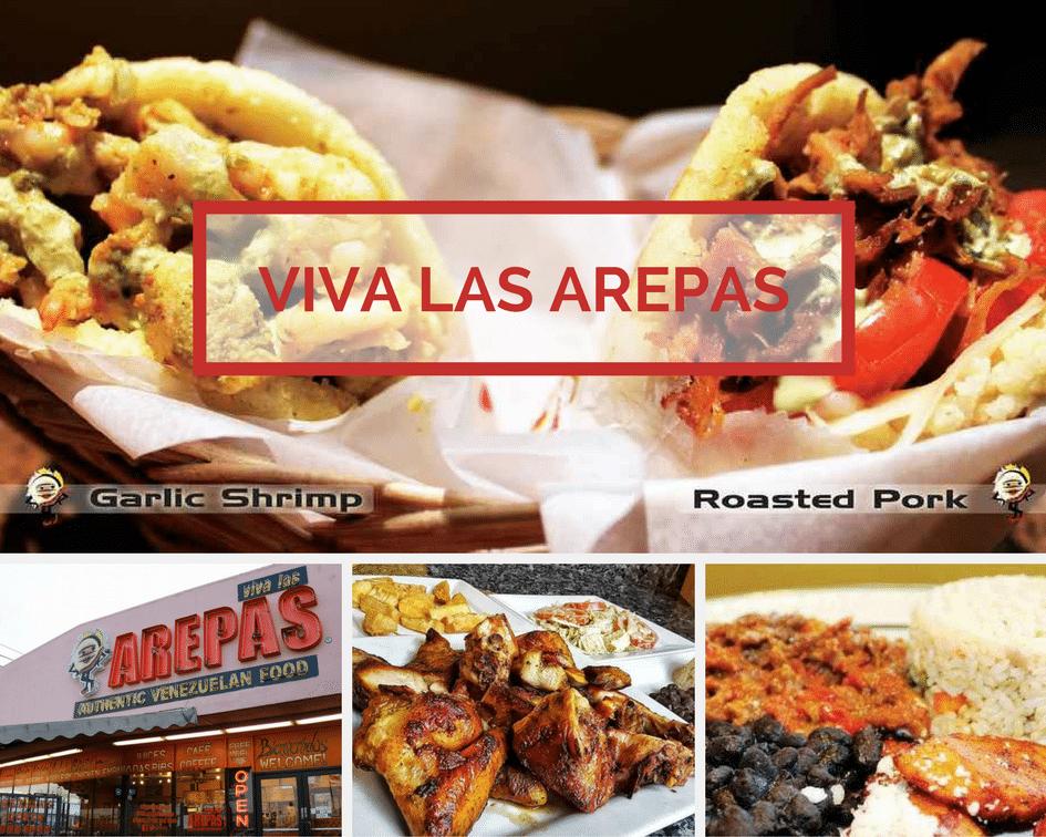 Viva Las Arepas Las Vegas