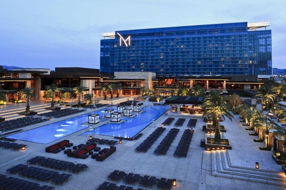 M Resort Las Vegas Pool