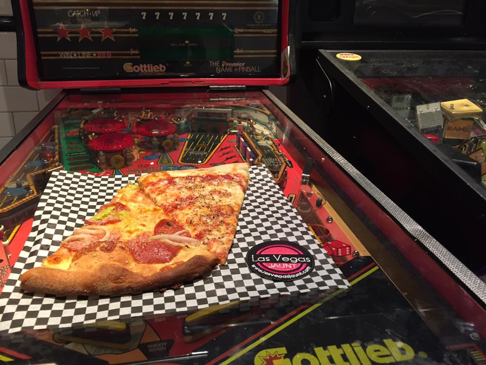 The Cosmopolitan of Las Vegas Secret Pizza