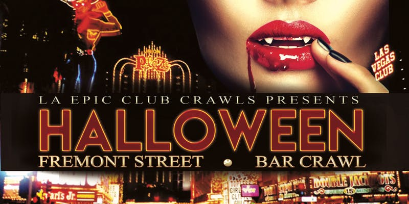 Fremont Street Bar Crawl