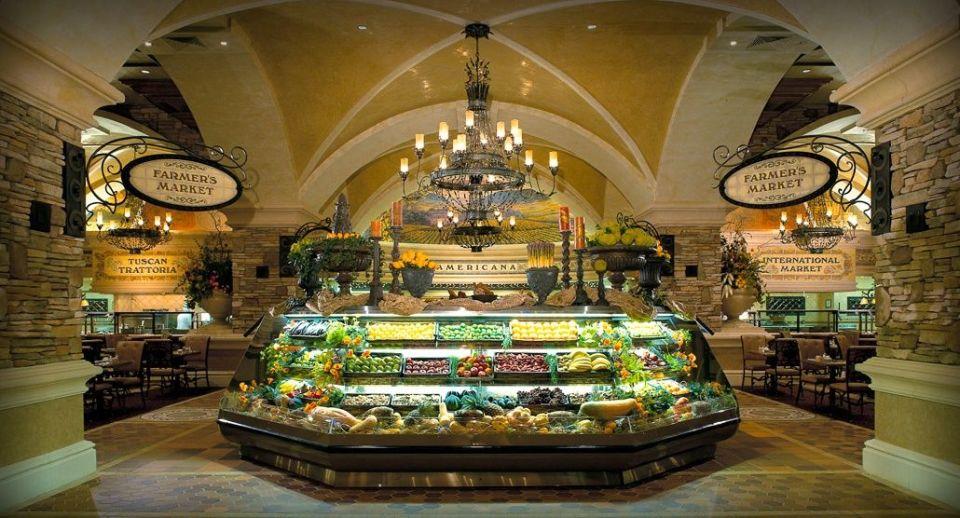 Amazing 10 Best Buffets In Las Vegas Lasvegasjaunt Com Home Interior And Landscaping Ologienasavecom