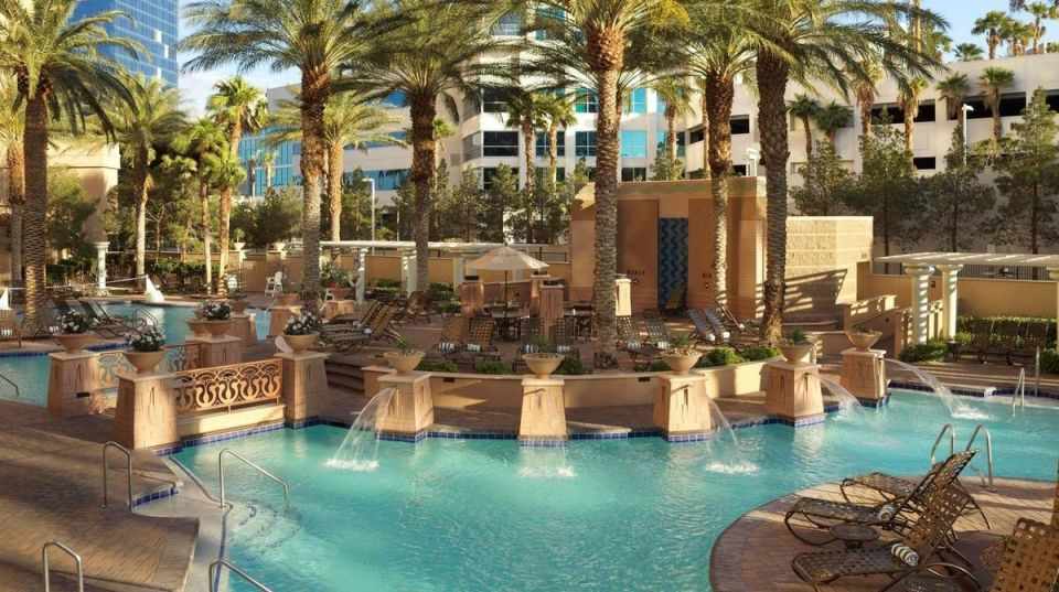 Hilton Grand Vacations Suites Las Vegas