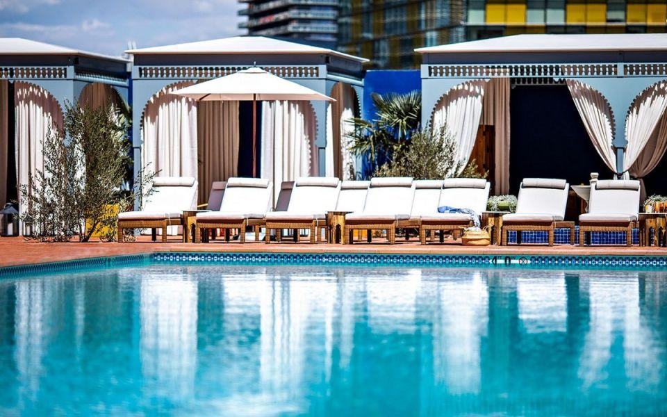 Nomad Las Vegas Pool