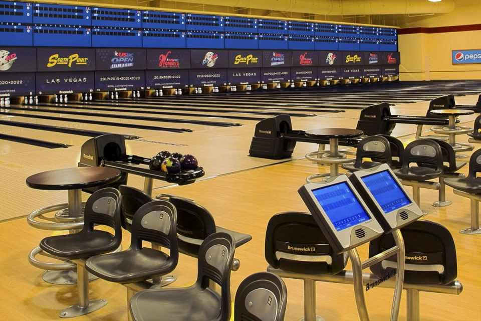 South Point Las Vegas Bowling