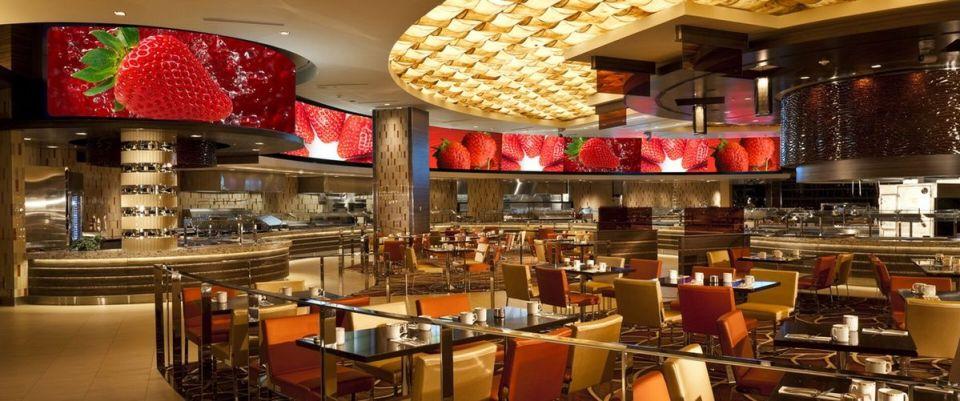 Studio B Buffet M Resort Las Vegas