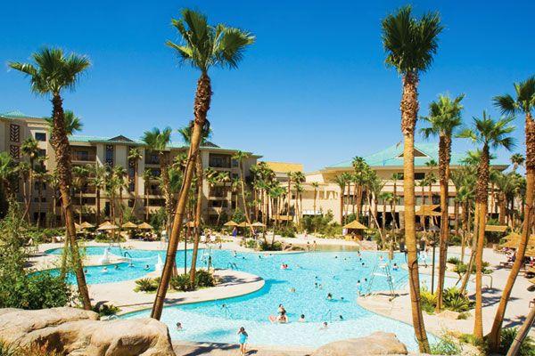 Tahiti Village Las Vegas Pool