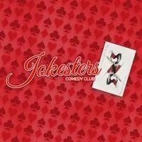 Jokesters Comedy Club 200x200