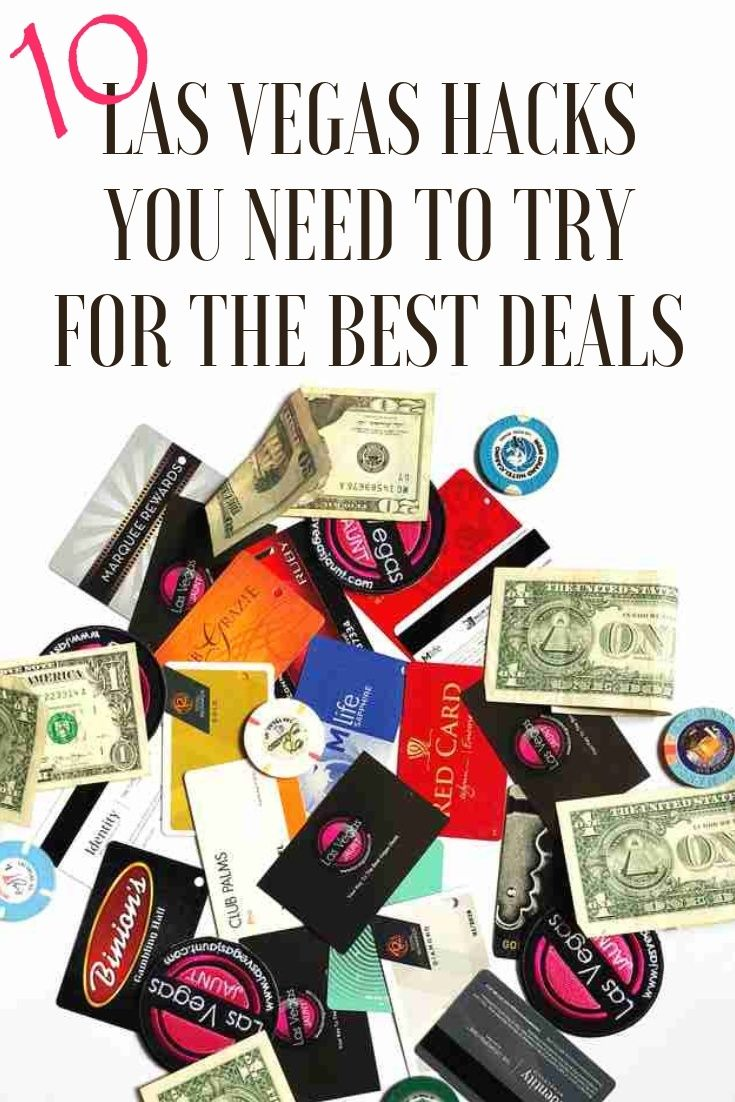 Las Vegas Hacks For The Best Deals