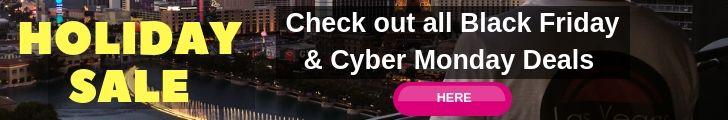 Las Vegas Holiday Sale Black Friday Cyber Monday