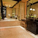 Mirage Las Vegas Villas Master Bathroom