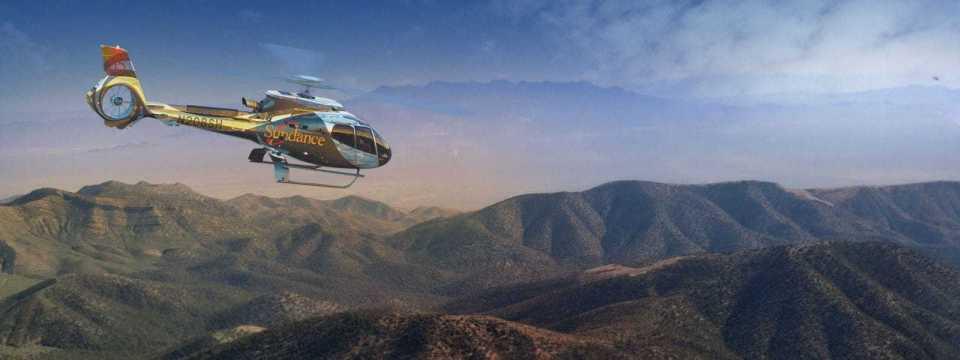 Sundance Helicopters Wine Tasting Tour Las Vegas