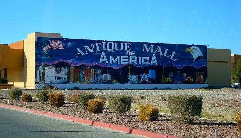 Antique Mall of America Las Vegas