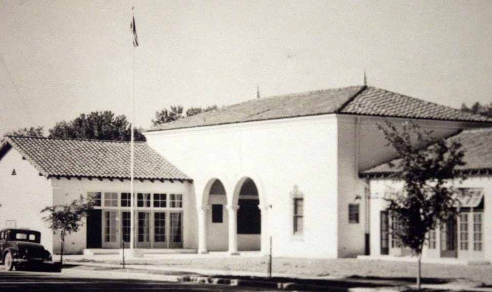 Historic Fifth Street School Las Vegas