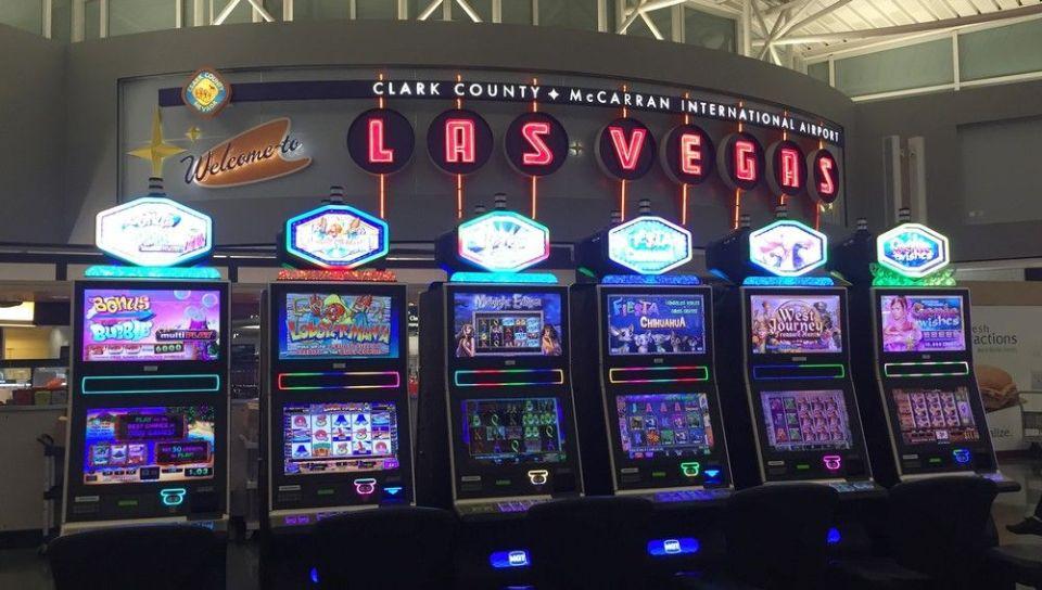 Las Vegas Airport Slot Machines