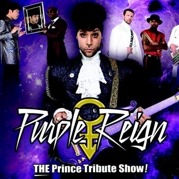 Purple Reign, the Prince Tribute Show Las Vegas Discount Tickets
