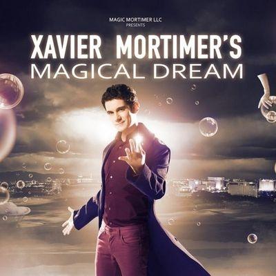 Xavier Mortimer's Magical Dream Las Vegas Discount Tickets