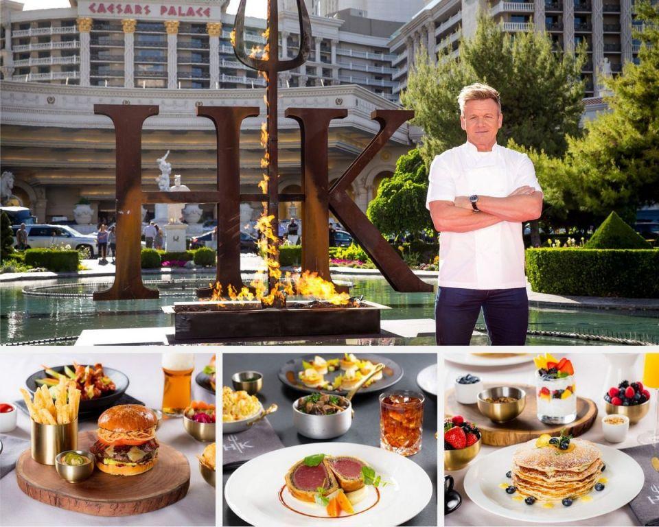 Hell's Kitchen Las Vegas
