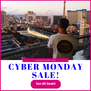 Las Vegas Holiday Sale Black Friday Cyber Monday