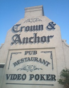 The Crown and Anchor, Eastside, Las Vegas