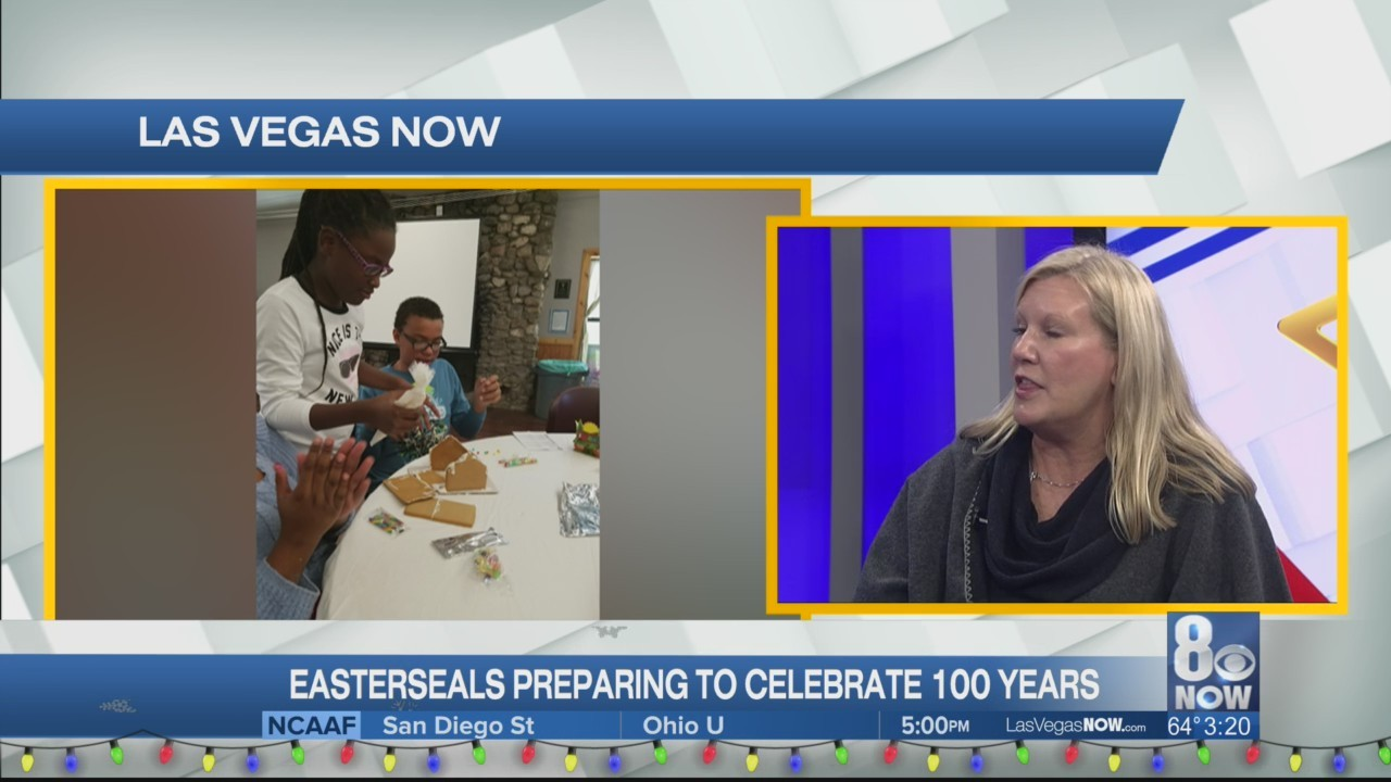 Easterseals is celebrating 100 years