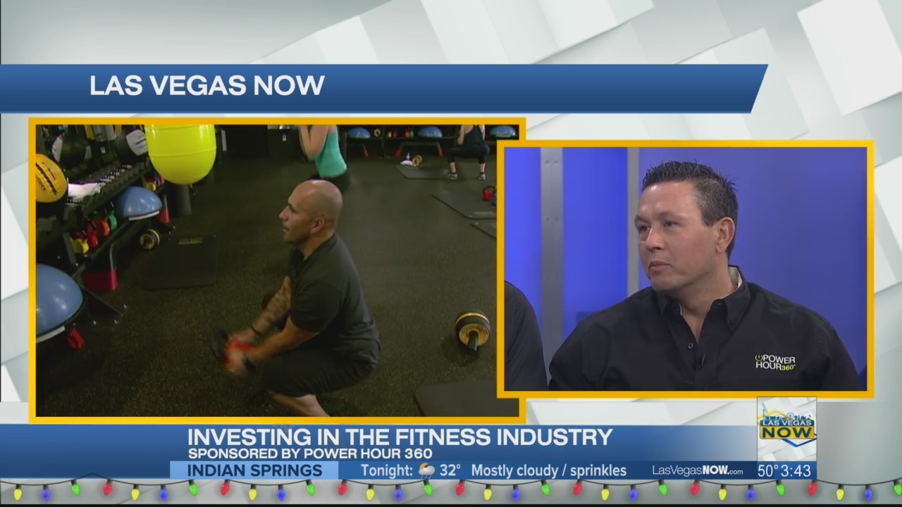 Investing in the fitness industry with Power Hour 360