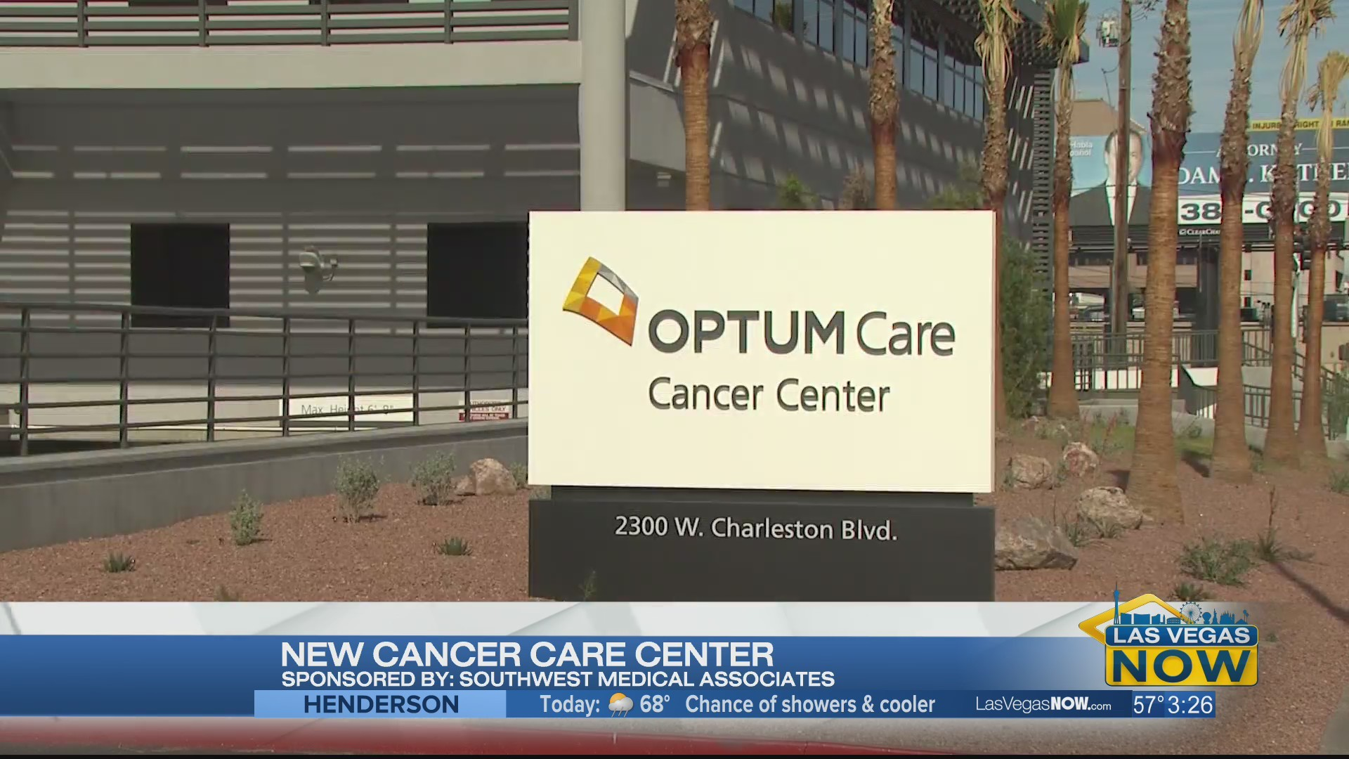 The new Optum Care Cancer Center is state of the art