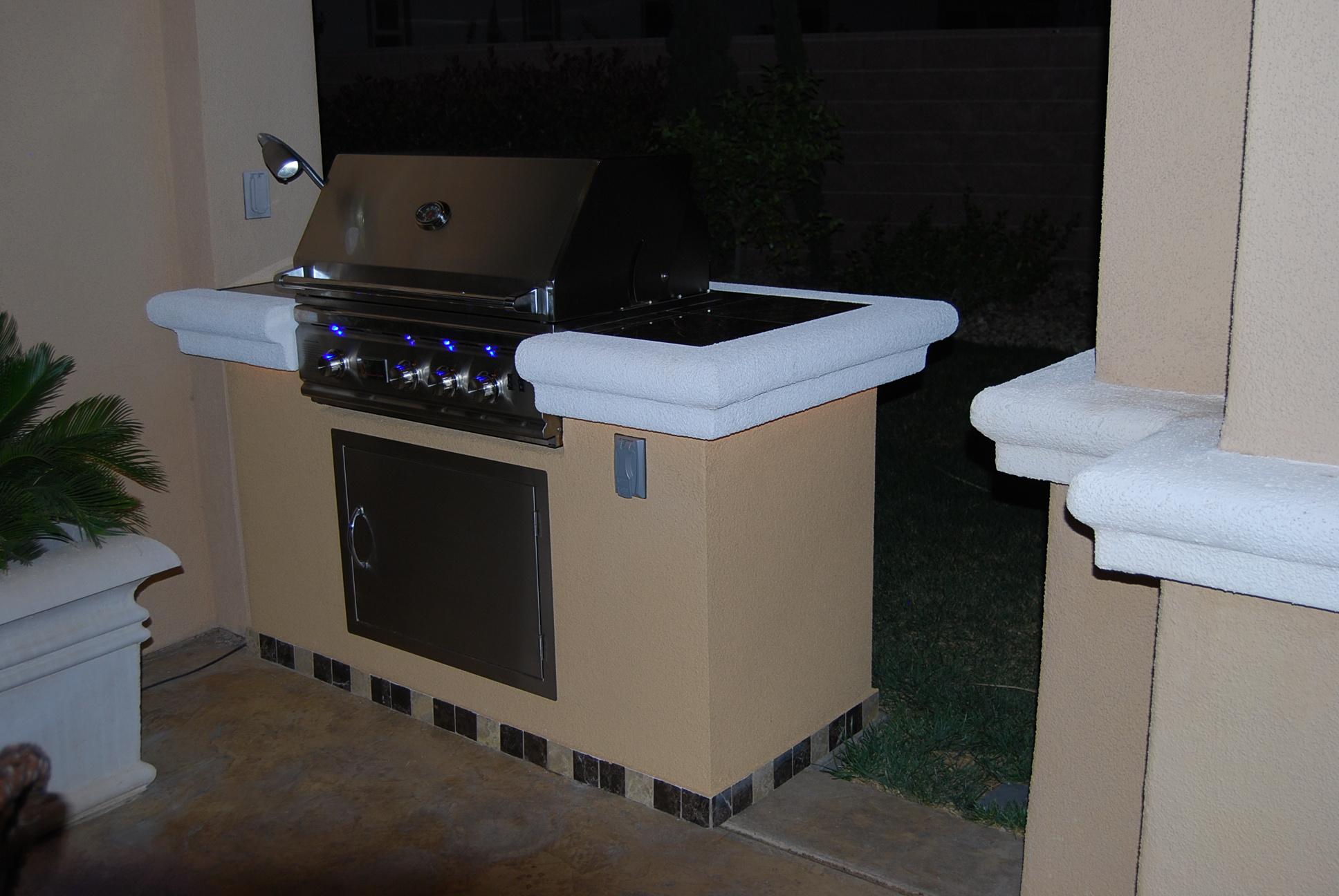outdoor kitchens las vegas outdoor kitchen