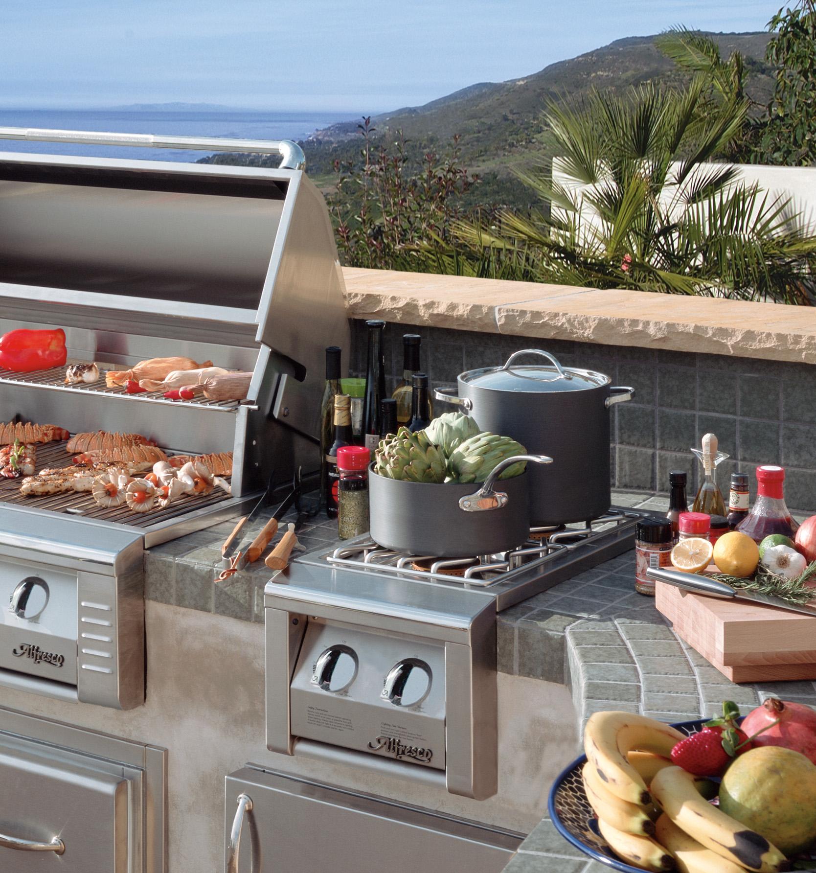 Barbecue Islands Las Vegas Outdoor Kitchen