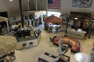 Nevada Outdoor Living Showroom Located in Henderson Nevada