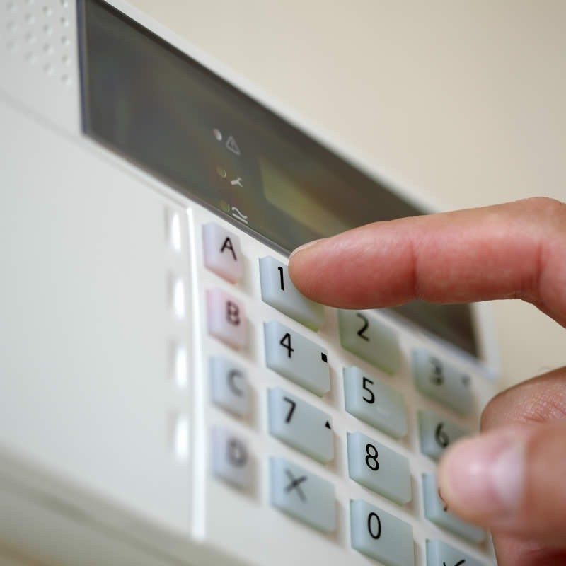 Alarm System - Home Security