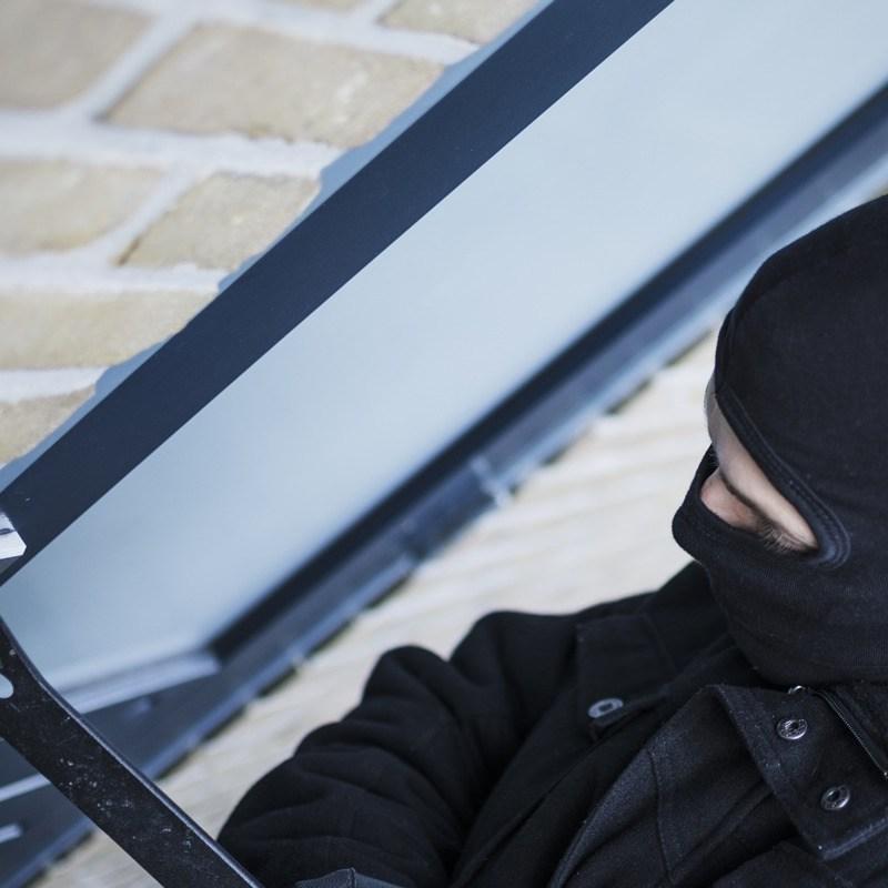 Burglary In Progress - Preventative Security Measures