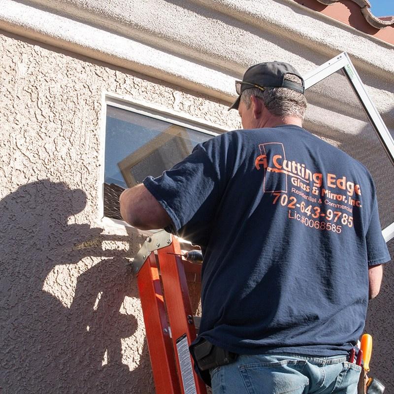 A Cutting Edge Glass & Security Screens of Las Vegas, Nevada