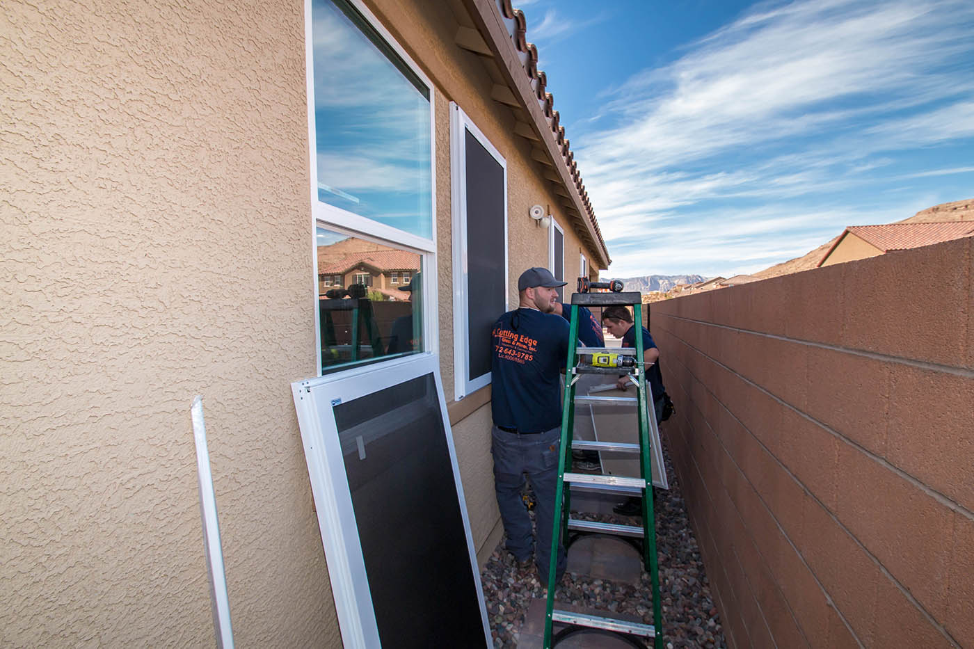 Las Vegas Nevadas 1 Security Screens Company A Cutting Edge