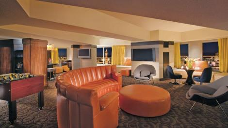 planet hollywood apex suite