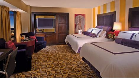 planet hollywood resort room 1