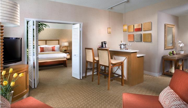 tropicana club suite