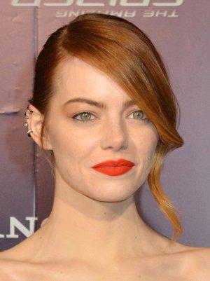 Orange Lipstick 2