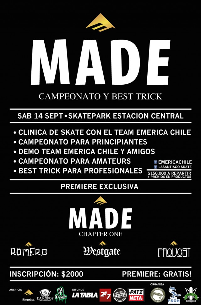 Campeonato-Emerica-Made-AFICHE