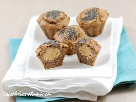 muffins au tarama
